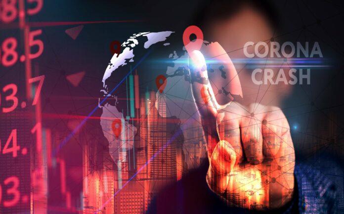 Corona-Crash: So schädigt das Virus die Wirtschaft [Infografik]