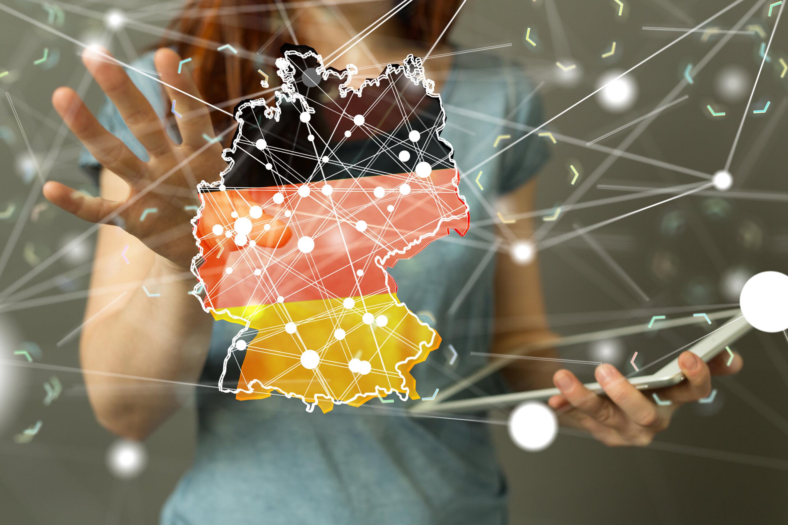Digitalisierung: Hat Deutschland den Anschluss verpasst? [Infografik]
