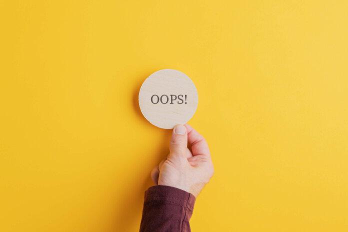 Existenzgründung: 5 Fehler, die du unbedingt vermeiden solltest