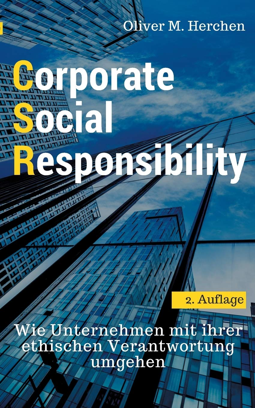 Buchtipp: Corporate Social Responsibility
