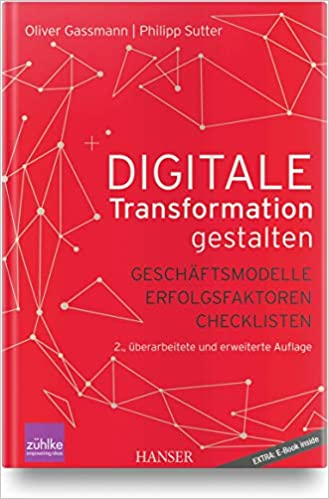 Buchtipp: Digitale Transformation gestalten