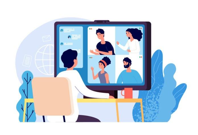 4 Fehler, die du in einer Videokonferenz vermeiden solltest
