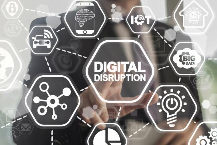 Was ist Digital Disruption und wie wirkt es sich auf Unternehmen aus?