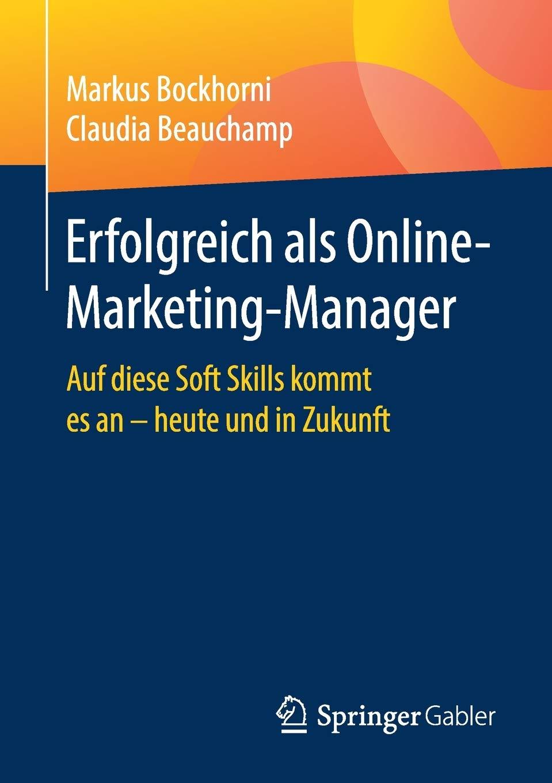 Buchtipp: Erfolgreich als Online-Marketing-Manager