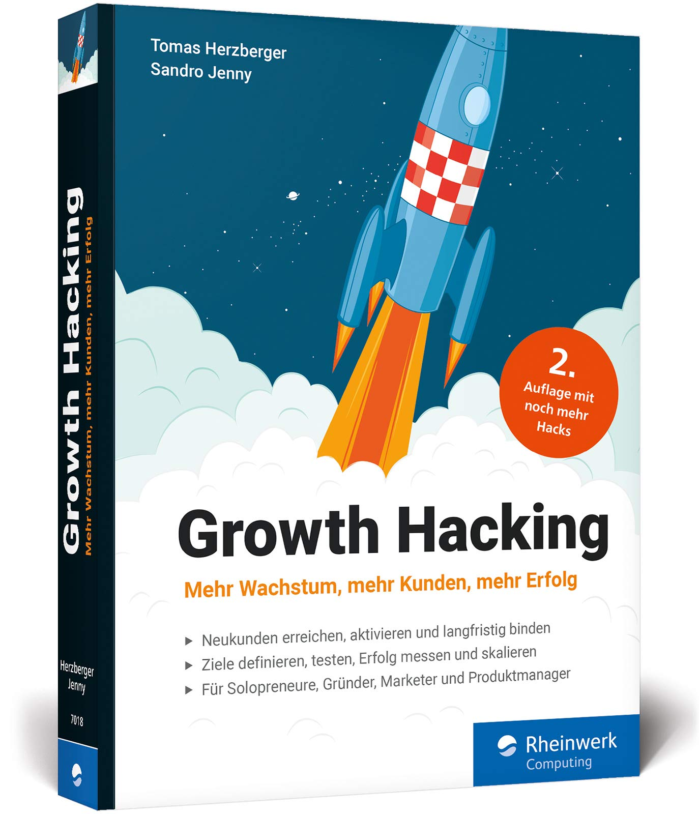 Buchtipp: Growth Hacking