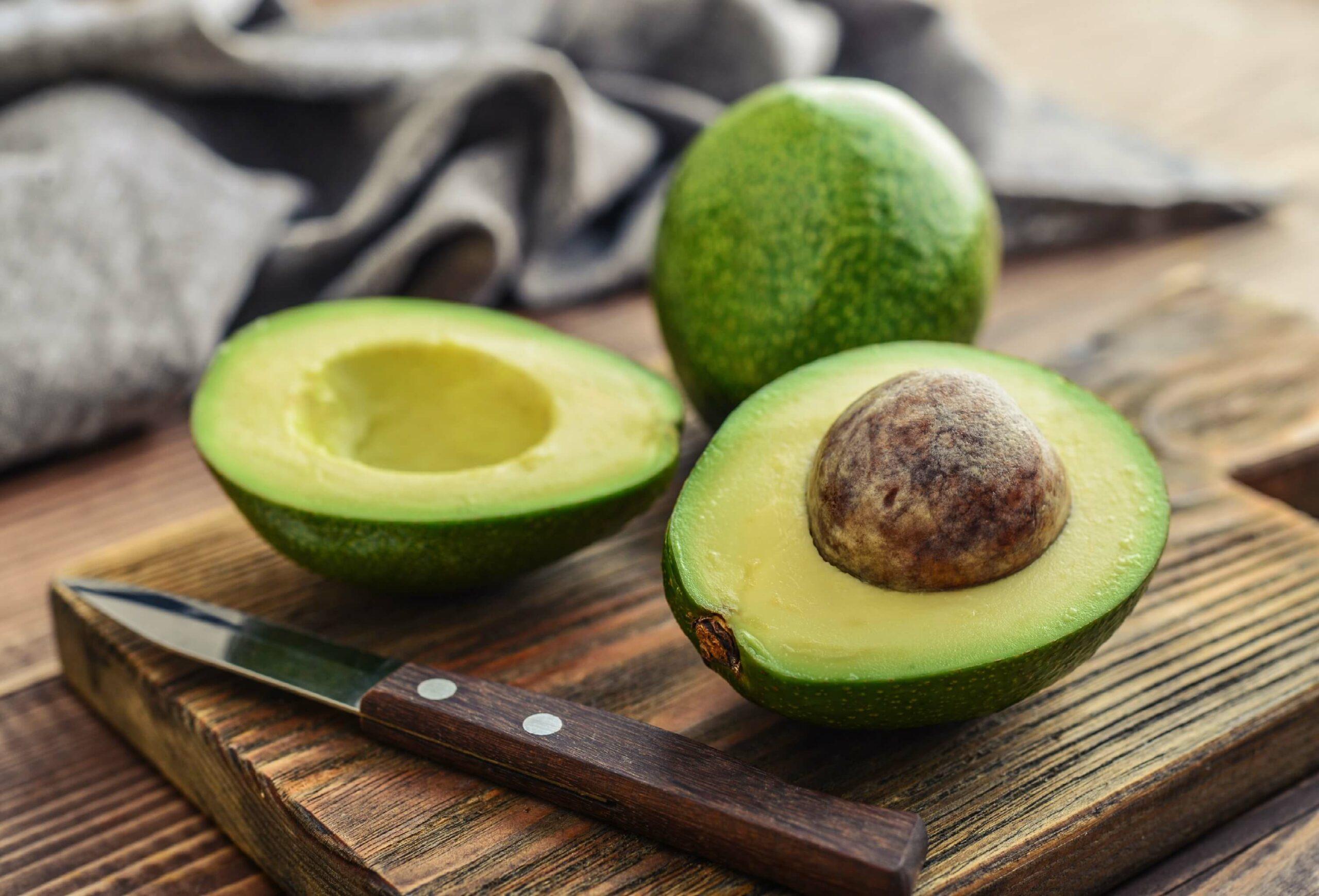 Ideen für deinen Bürosnack: Avocados