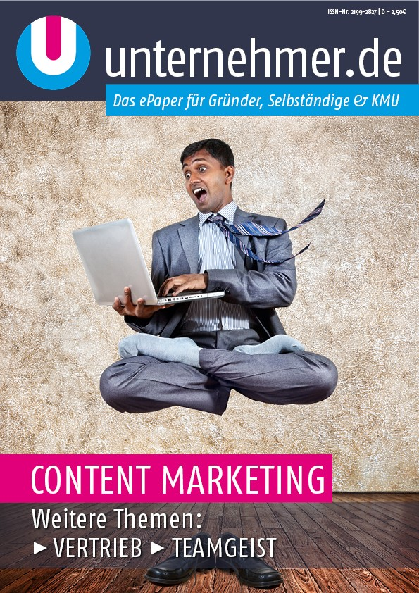 Kostenloses ePaper: Content Marketing
