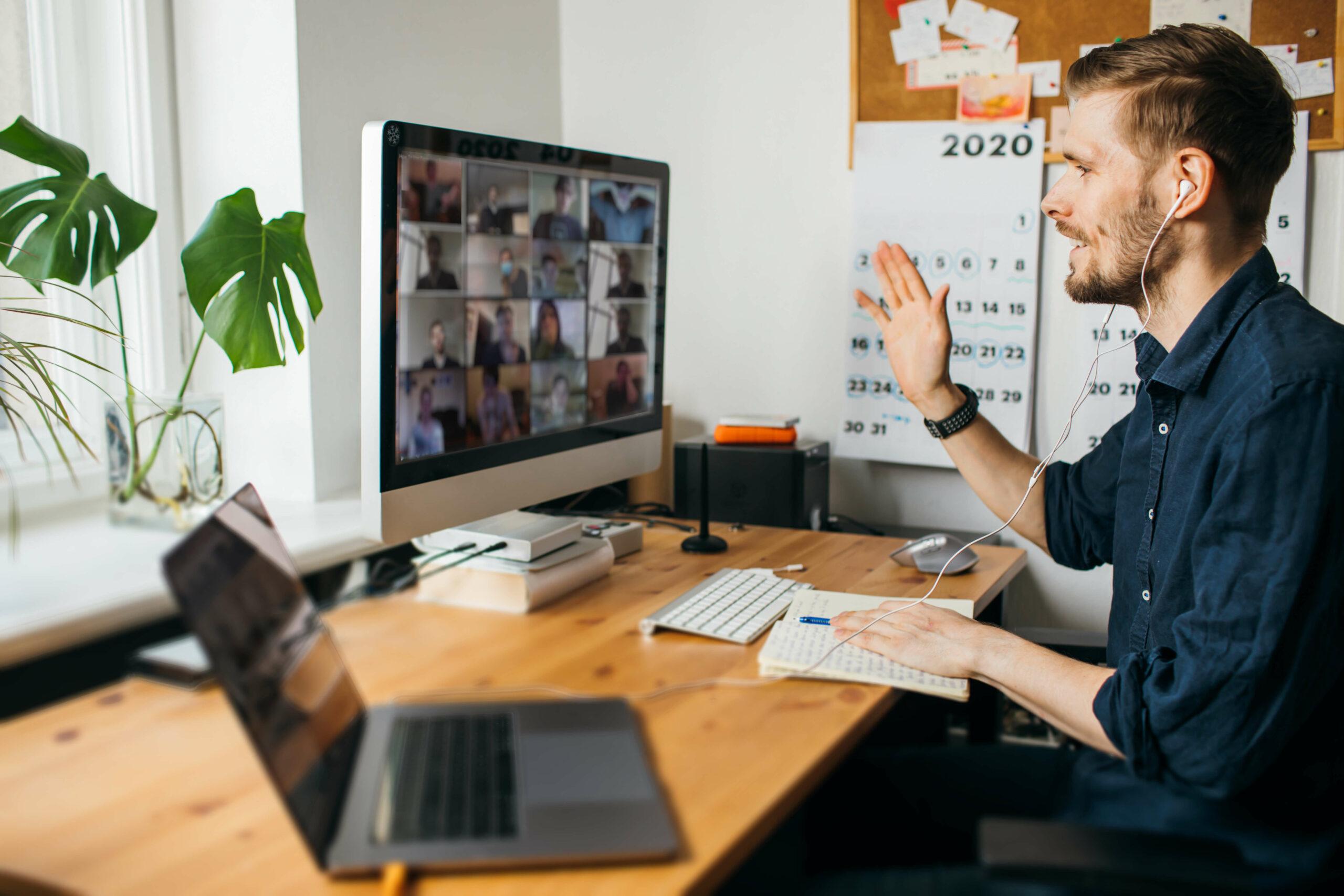 3 Teambuilding-Ideen, die auch virtuell Spaß machen