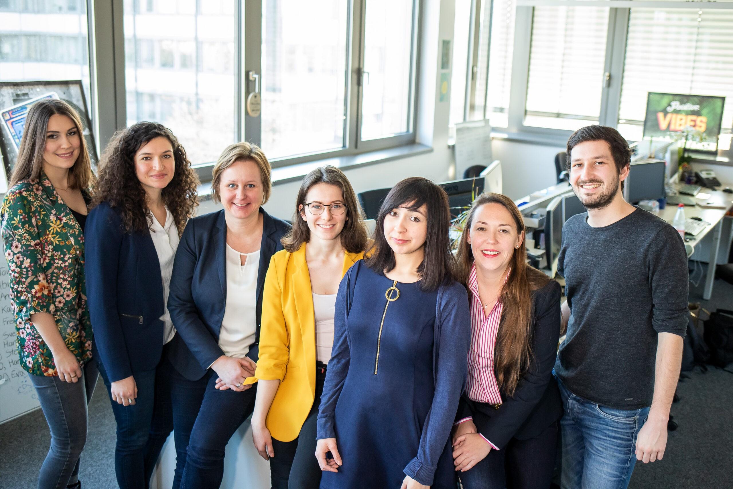 Gruppenbild: unternehmer.de