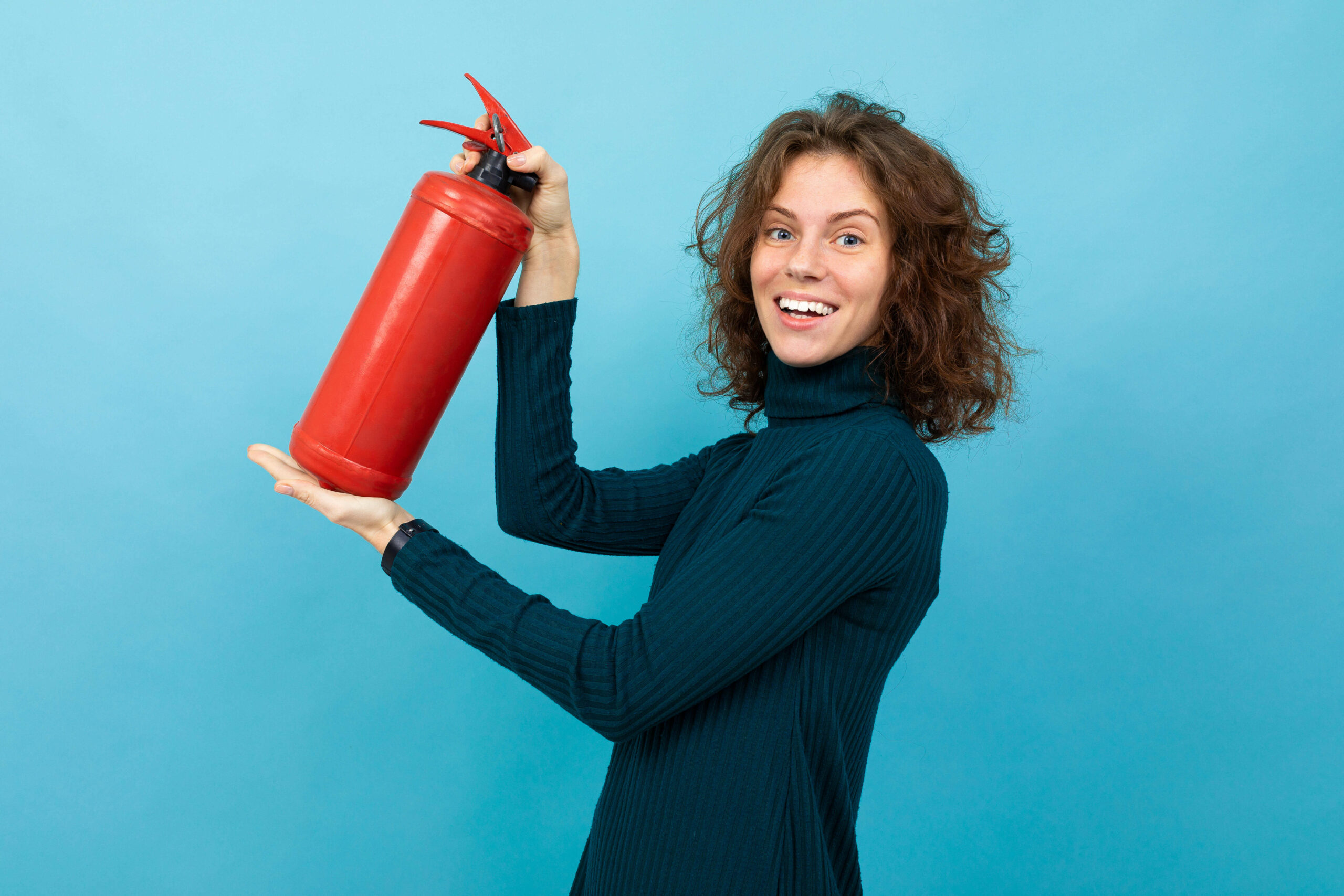 Brandschutz im Unternehmen: So beugst du der Insolvenz vor [+Checkliste]