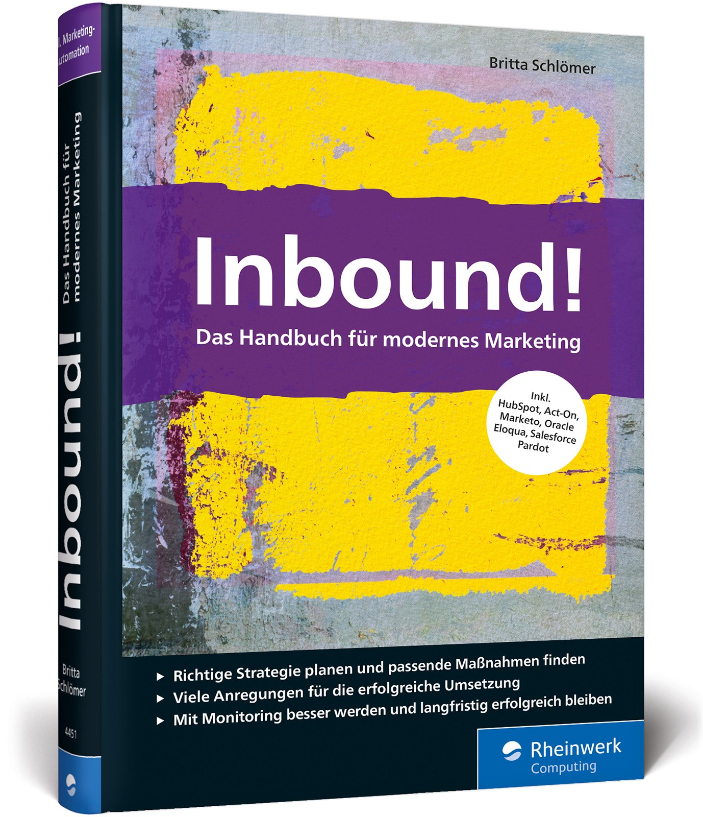 Cover des Buchs: Inbound!