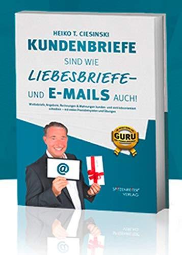 Buchtipp: Kundenbriefe sind wie Liebesbriefe - und E-Mails auch