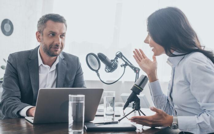 Dein eigener Podcast fürs Unternehmen? [Studie]