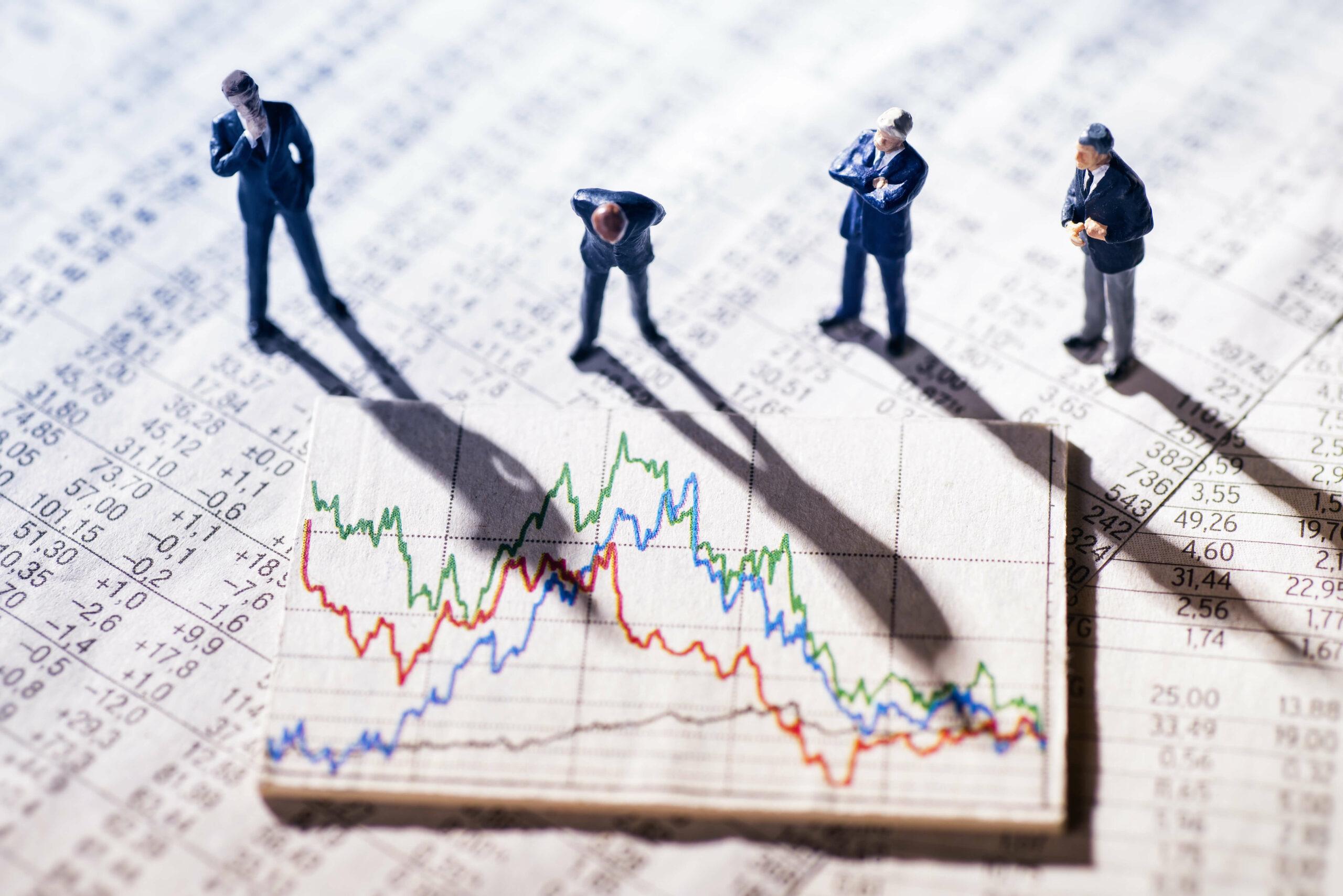 Deutsche Unternehmen und die Börse: Ein Marktüberblick