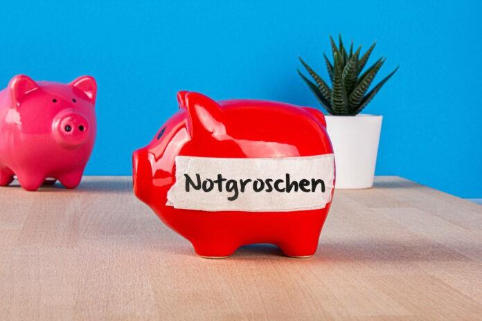 Wie spare ich einen finanziellen Notgroschen an?