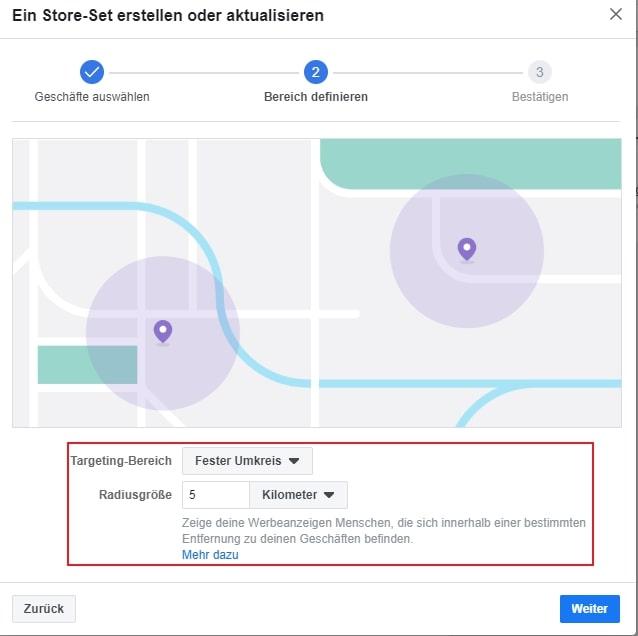 Store Traffic mit Facebook: In 5 Schritten effektiv vor Ort werben
