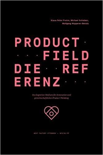 Buchtipp: Product Field - Die Referenz