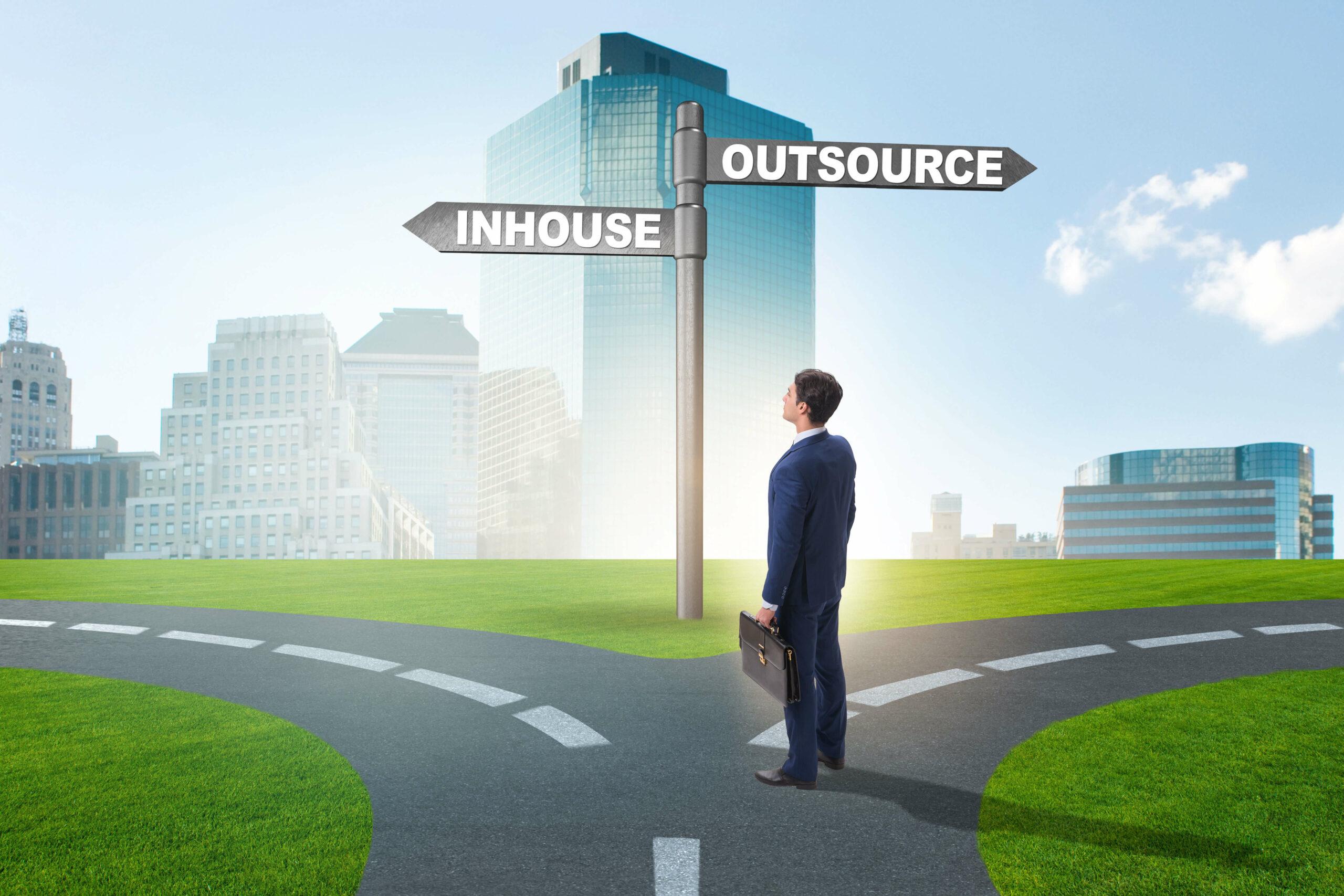 Kosten im Betrieb durch Outsourcing senken