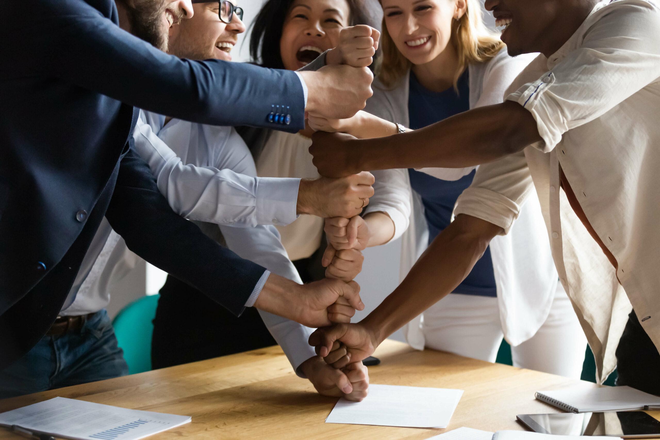 Kooperation statt Konfrontation: Erfolgreich Gründen als Buddys