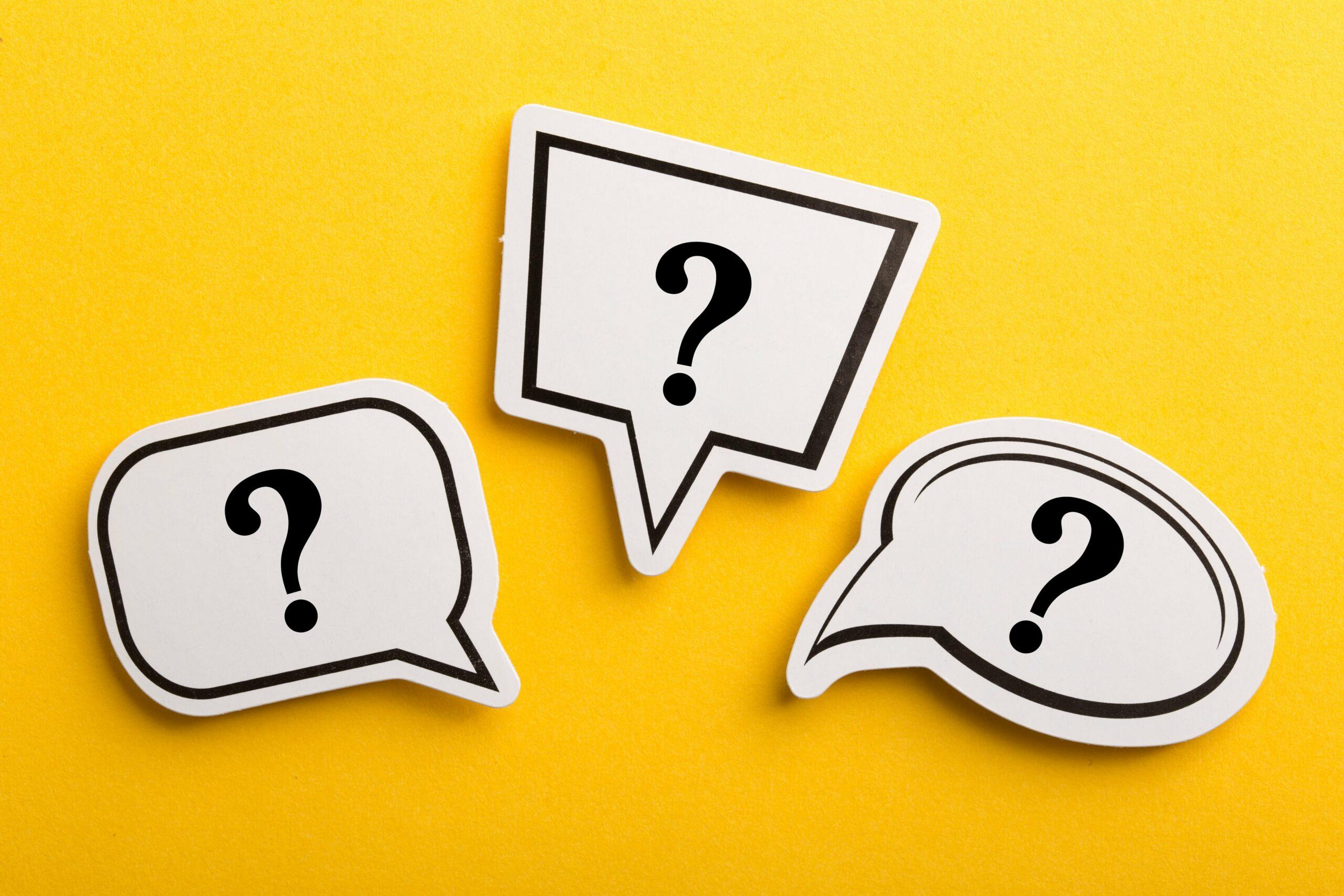 3 grundlegende Fragen für deinen Vertriebsaufbau