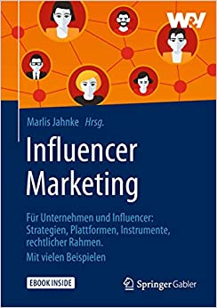 Buchtipp: Influencer Marketing
