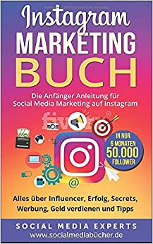 Buchtipp: Instagram Marketing Buch