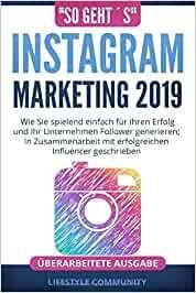 Buchtipp: Instagram Marketing 2019