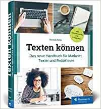 Cover des Buchs: Texten können