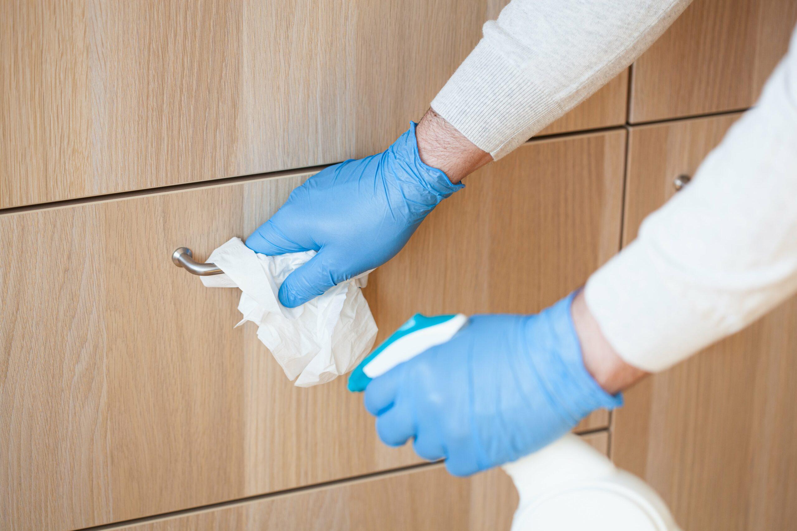 Hygiene zu Corona-Zeiten: Nutzt Papierhandtücher am Arbeitsplatz!