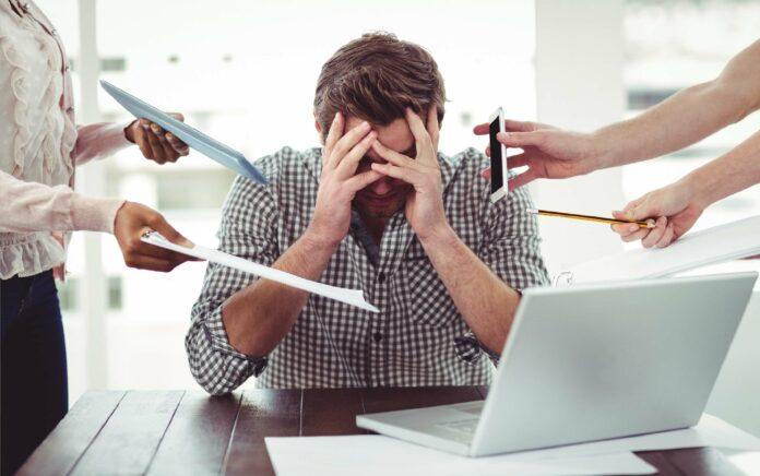 Stress am Arbeitsplatz: Welche Auslöser gibt es? [Teil I]