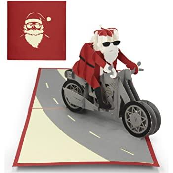 Weihnachtskarten für Kunden: Beispiel in 3D