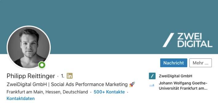 Personal-Branding-Guide: So wirst du mit LinkedIn zur Marke!