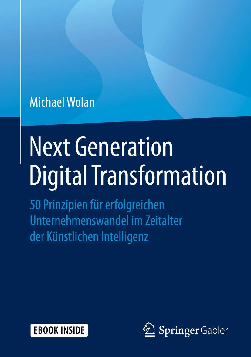 Buchtipp: Next Generation Digital Transformation