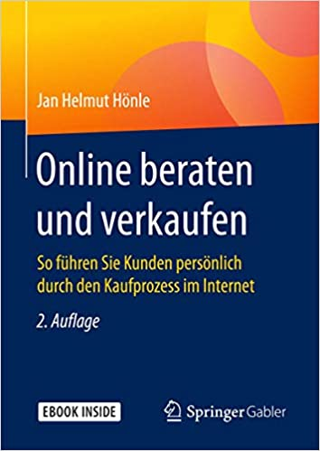 Cover des Buchs: Online beraten und verkaufen