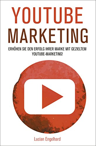 Cover des Buchs: YouTube Marketing