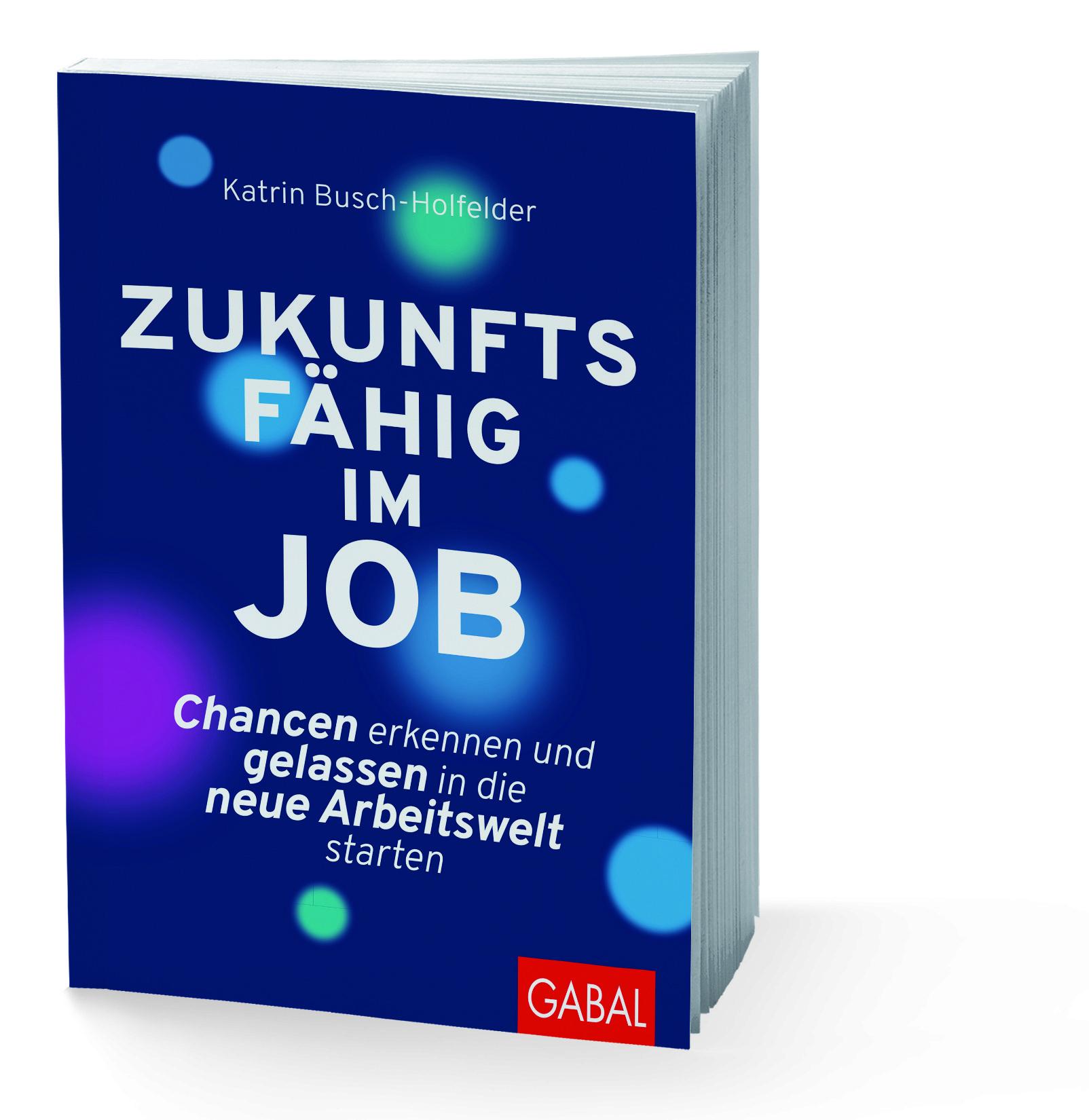 Buchtipp: Zukunftsfähig im Job