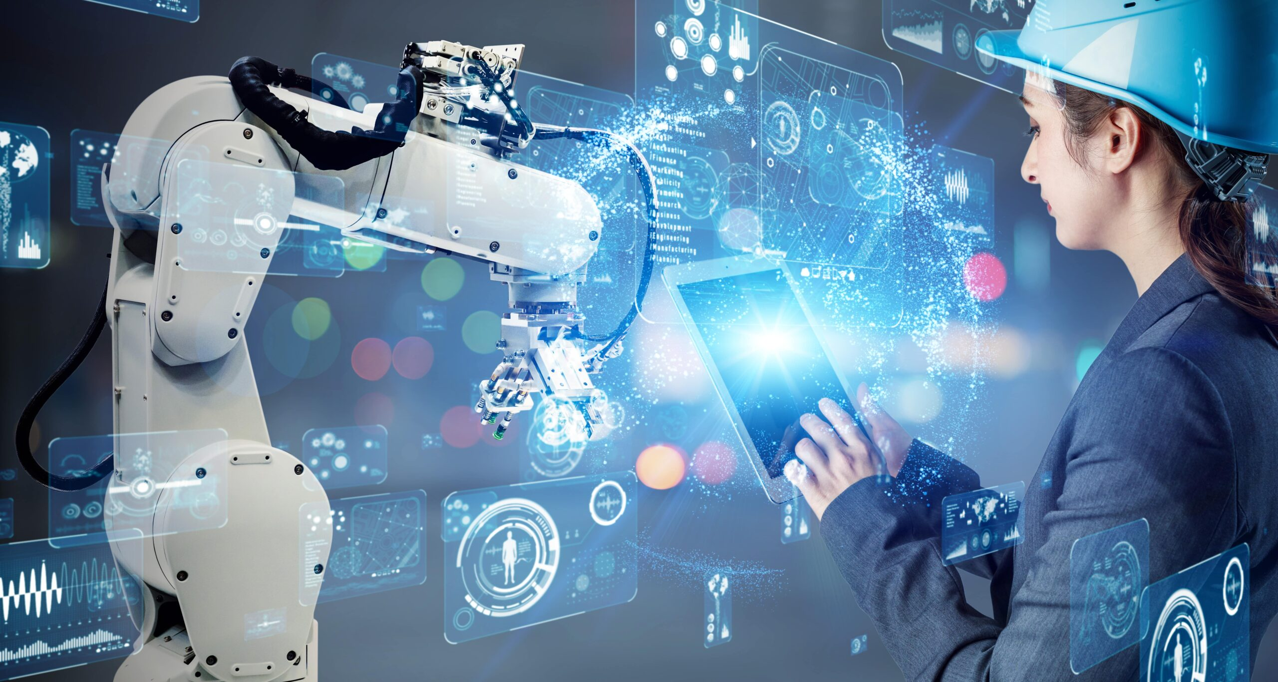 Digitalisierung in der Industrie: Die Chance erkennen und nutzen