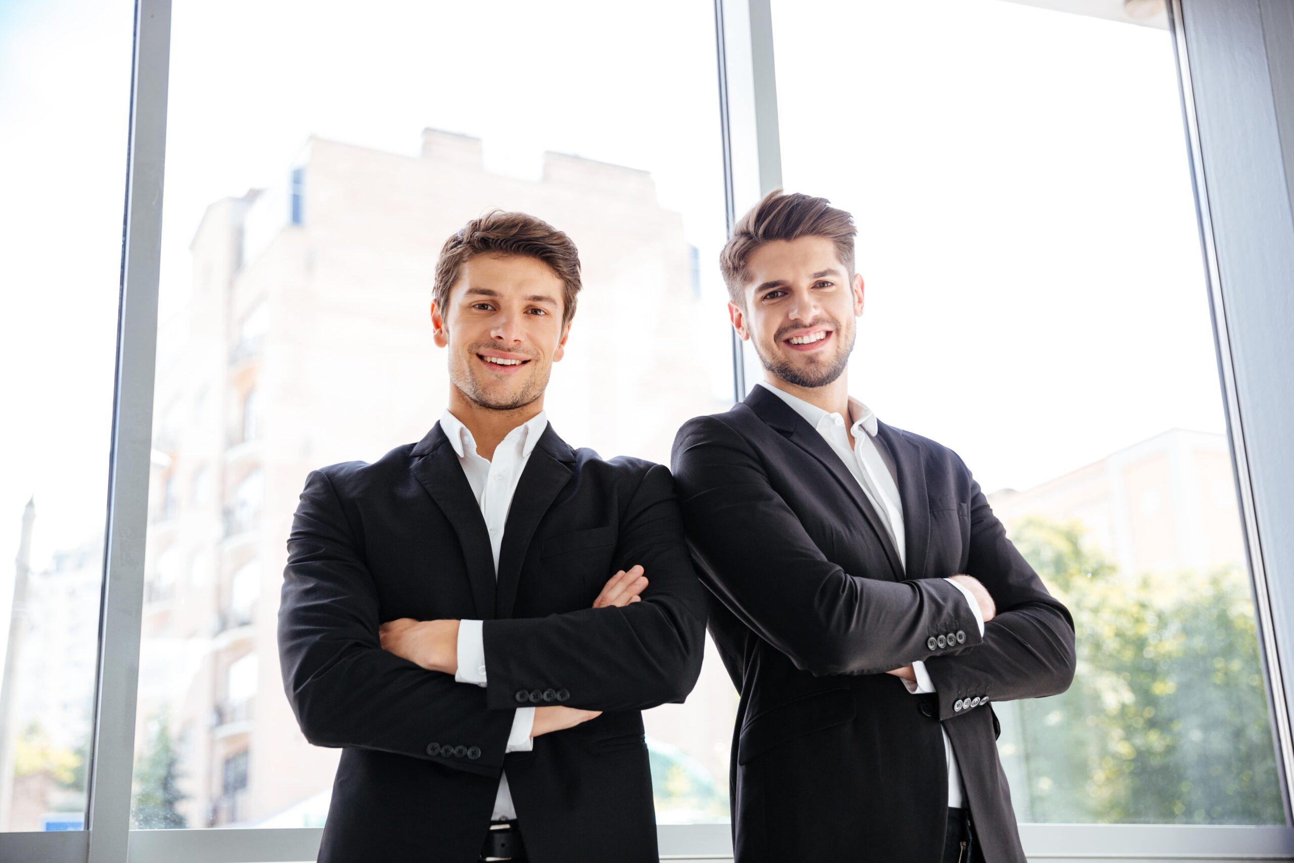 Geschäftspartnerschaft eingehen: Ja oder nein?