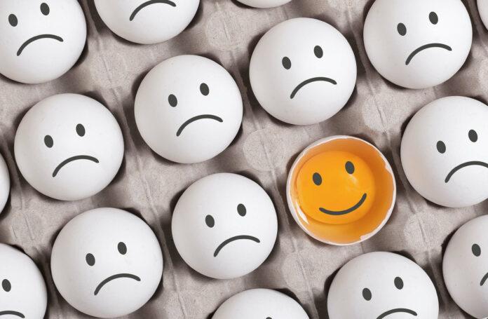 4 Wege, in schwierigen Zeiten positiv zu bleiben