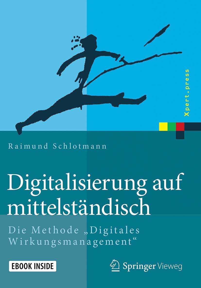 Cover des Buchs: Digitalisierung auf mittelständisch