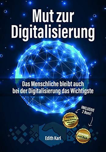 Cover des Buchs: Mut zur Digitalisierung