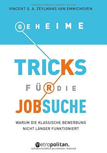 Buchtipp: Geheime Tricks für die Jobsuche