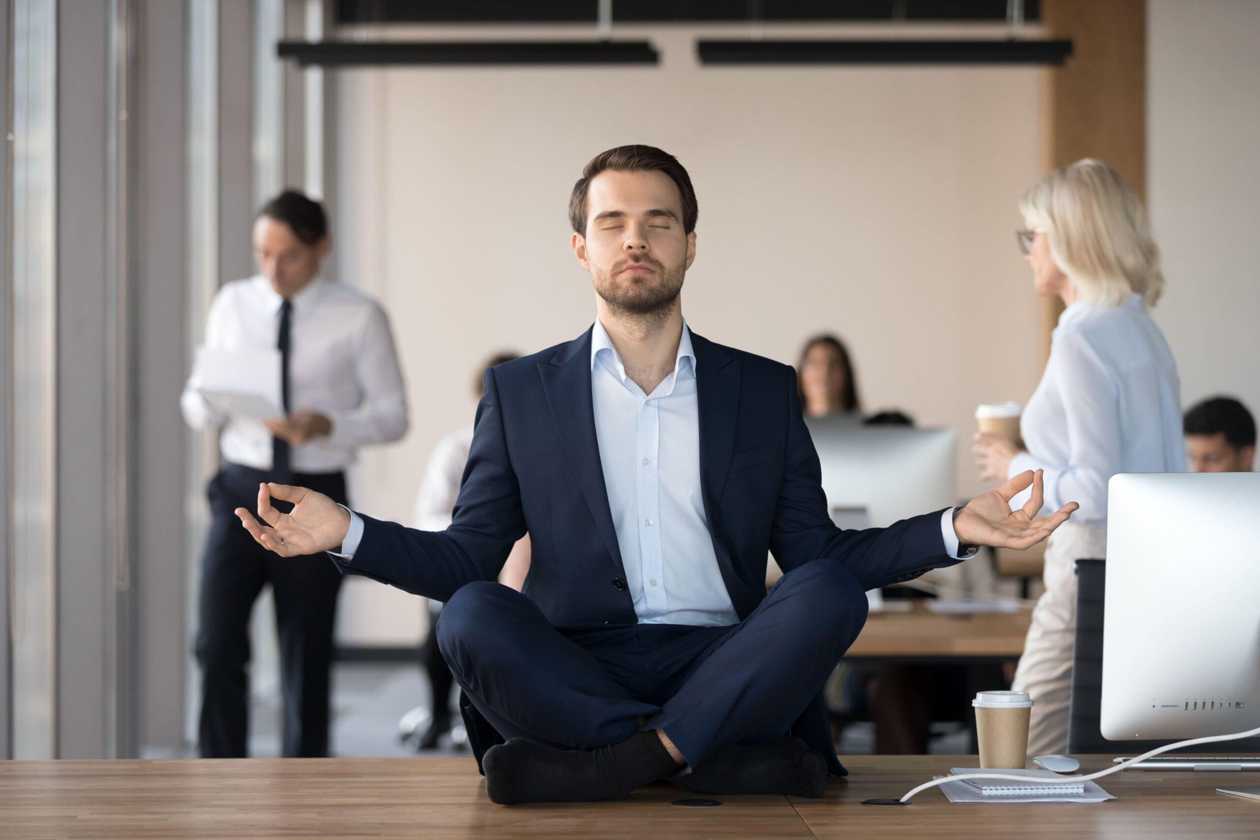 Warum Ruhe und Besonnenheit Management-Tugenden sind