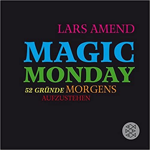Buchtipp: Magic Monday