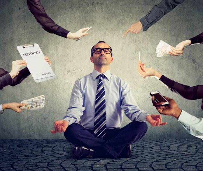 Meditation als Mittel gegen Stress im Job: Tipps für Anfänger