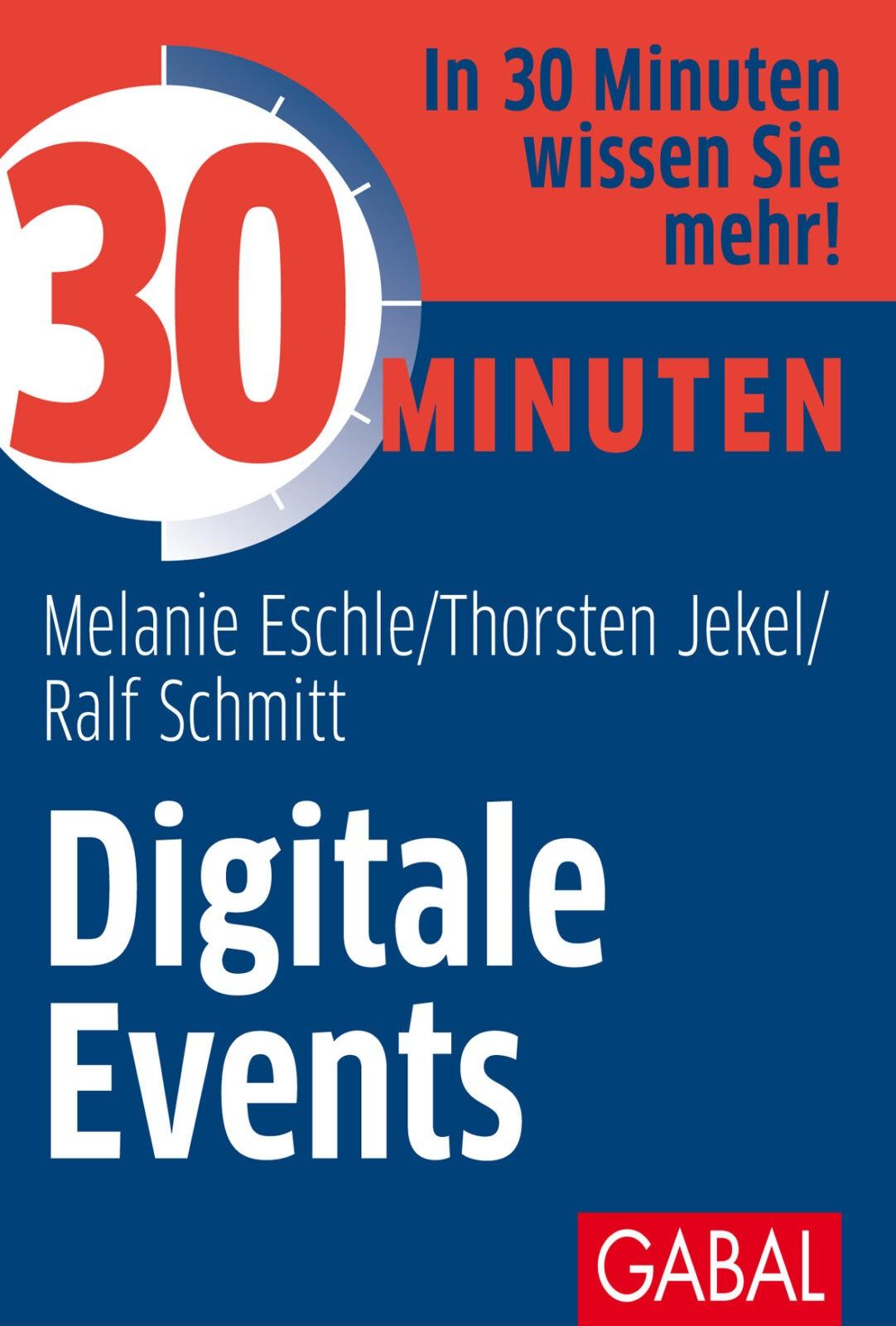 Buchtipp: 30 Minuten Digitale Events
