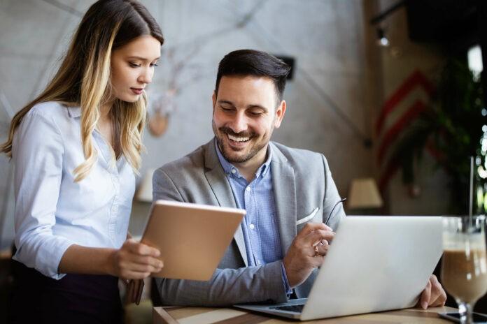 Erfolgreiche Arbeitsbeziehung erkennen überraschendes Anzeichen