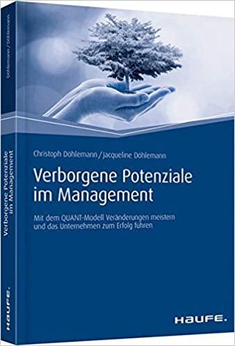 Buchtipp - Verborgene Potentiale im Management