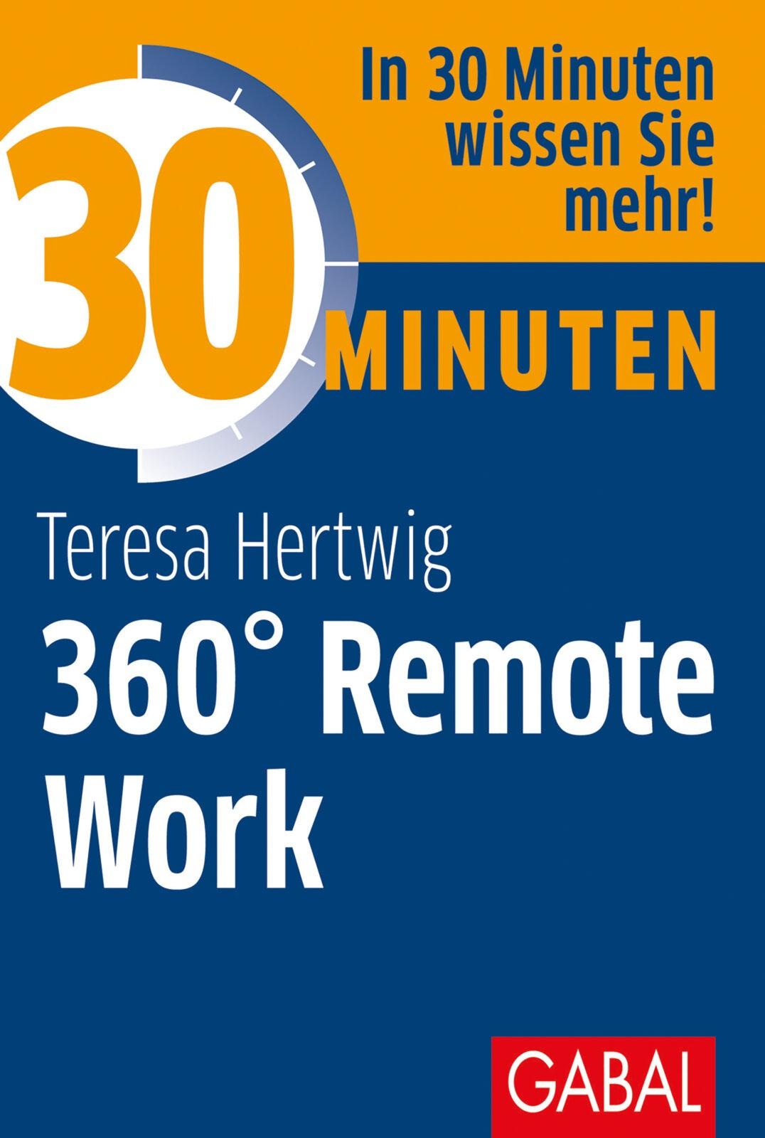 Buchtipp - 360° Remote Work