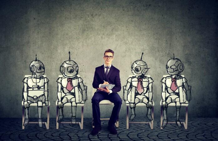 Roboter ersetzt Mensch? Nein! Werde im Job unverzichtbar
